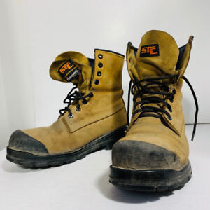 *STC - security boots - homme taille 8 US*