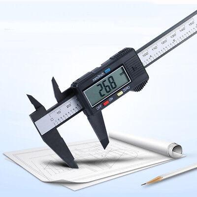 Digital Electronic Gauge Vernier Scale 150mm Caliper Micrometer Tools Hot