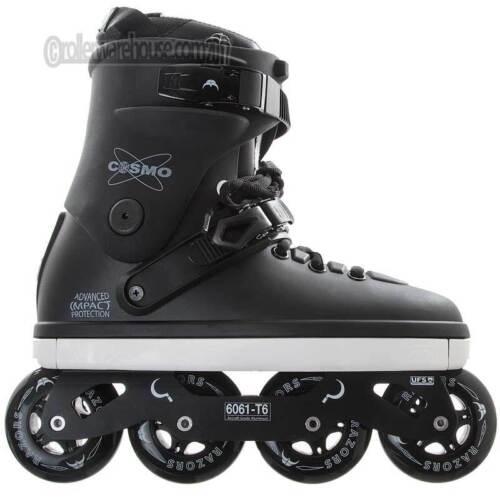 Razors Cosmo 80mm Freeskate Recreation Fitness Inline Skates Mens 7.0 NEW