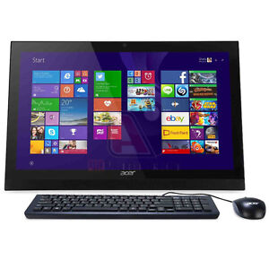 """ACER 22"""" ALL IN ONE TOUCHSCREEN COMPUTER Windsor Region Ontario image 1"""