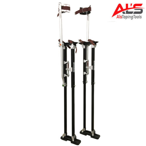 "Extra Tall Stilts 48""-64"" by Renegade for Drywall, Painting, Insulation"