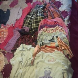 Twin Girls 3T lot - everything has a matching item