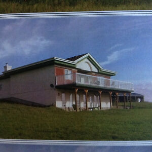 Acreage and Beautiful home & Shop on 7 ac 15 min NW of Edmonton