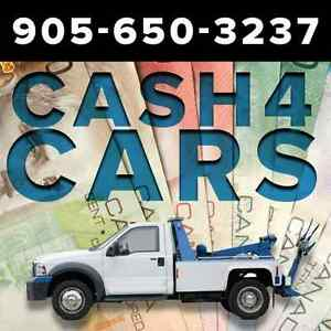 Cash 4 Cars Niagara Up to $1000 for your scrap car, van, truck