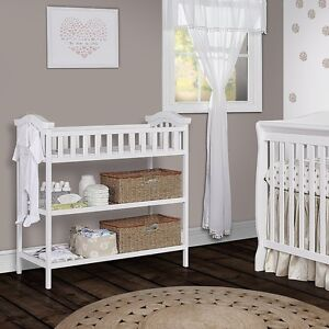DREAM ON ME CHANGING TABLE WHITE
