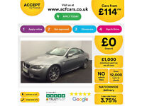 Space Grey BMW M3 4.0 DCT 2010 M3 FROM £114 PER WEEK!