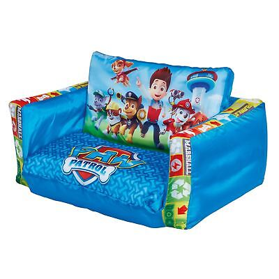 PAW PATROL FLIP OUT SOFA KIDS BEDROOM 100% OFFICIAL NEW FREE P+P