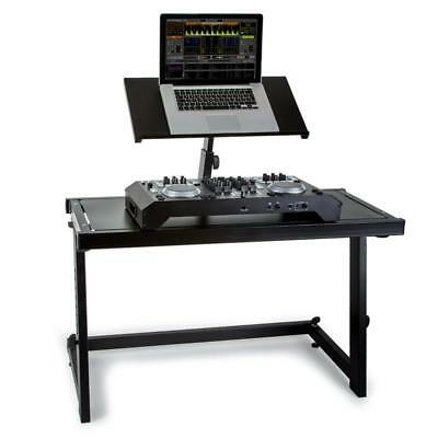 Stand Dj Table Laptop Stand Computer Multiuso Mixer Tastiera Keyboard Set Vinili