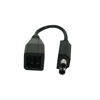 Converter For Xbox 360 Slim to Fat Power Supply AC Adapters Power Cable Lead WC for sale  Shipping to Ireland