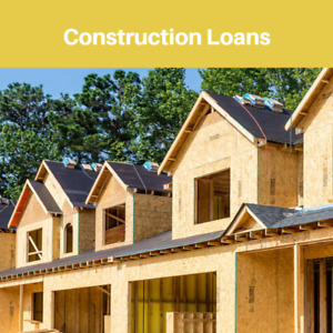 Construction Loans - Fast Approvals - Rates From 4.95%