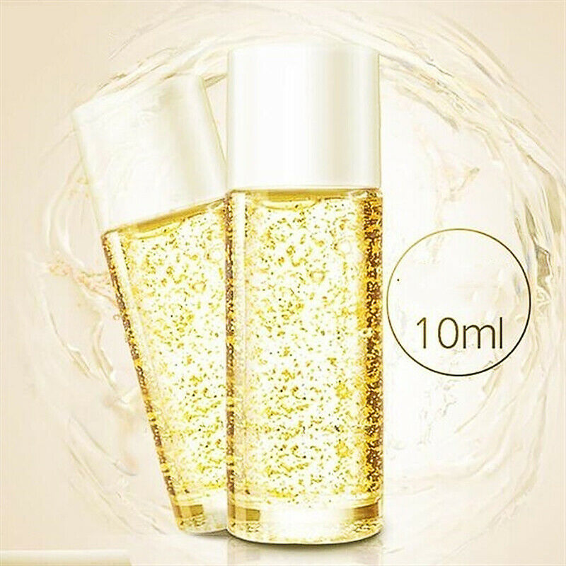 24K GOLD Collagen Essence Serum Skin Care Wrinkles Anti Agin