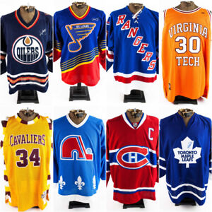 NBA/NHL Pro Jersey Autographed Auction. 100+ w COAs, RARE Event!