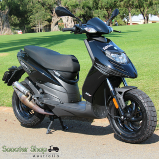 PIAGGIO TYPHOON 50 MOPED! 0% FINANCE AVAILABLE! RIDE AWAY TODAY!