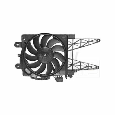 Fan Engine Cooling Radiator Fan Blower Motor Fiat Punto Van 188