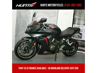 2018 '68 Honda CBR650F ABS. 1 Owner. ONLY 2,827 MILES. Seat Cowl, Hugger. £5,495