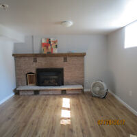 1 Bedroom Basement Apartment for Rent August 1  $810 per month