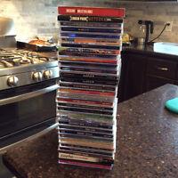 Music CD's