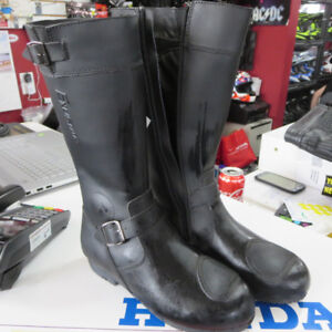 Young Girls Oxford and Exustar Sport Tour Motorcycle Boots