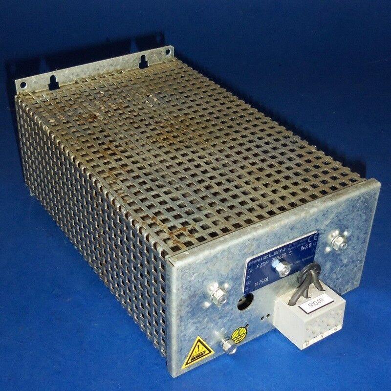 FRIZLEN 3x2.0 OHM POWER RESISTOR FZDP 200x35 S *PZF*