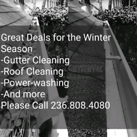 Great deals on Gutter cleaning
