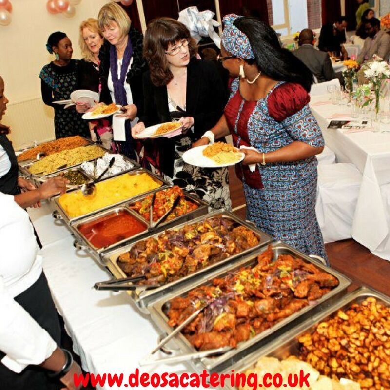 LONDON AFRICAN Amp CARIBBEAN EVENT CATERING SERVICE