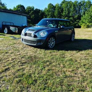 Mini cooper s new turbo!