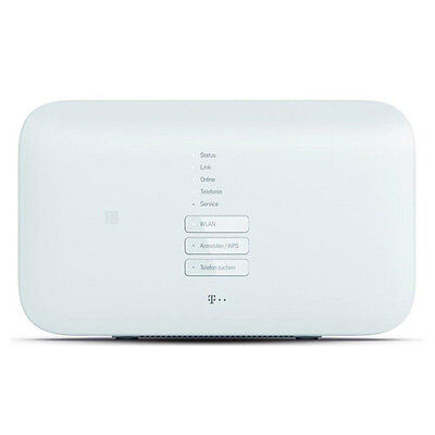 Telekom Speedport Smart DSL-Router bis zu 2100 MBit/s WLAN TO GO