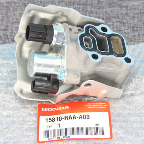 15810RAAA01 Solenoid Spool Valve VTEC fit for Honda CR-V 02-2009 Accord 03-2007