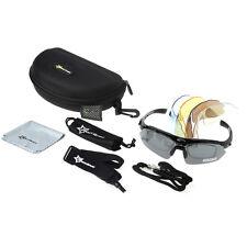 RockBros Polarized Cycling Glasses Bike Goggles Outdoor Sport Sunglasses UV400