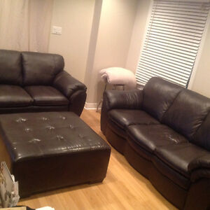 Full Leather Couches