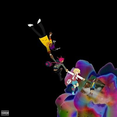 Lil Uzi Vert The Perfect Luv Tape Cover Poster Album Art Print 20×20 24×24