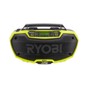 New Hybrid Bluetooth Stereo (AM/FM/AUX) by Ryobi