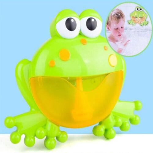 Musik Badewannenspielzeug Dusche Schaum Blasen Wasserspielzeug für Kinder Baby