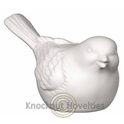 Woodland Twilight - Bird Porcelain Nightlight Soft Glow LED Lamp Light Lighting