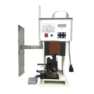 BIG SELL! Automatic Wire Crimping Machine Mold 1.5T Low Noise Terminal Crimping Machine (022334)
