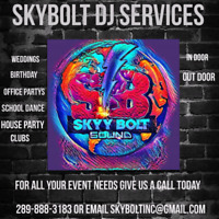 Sky bolt dj service and sound