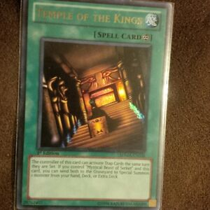 yu-gi-oh temple of the kings SDMA-EN038 Kitchener / Waterloo Kitchener Area image 1