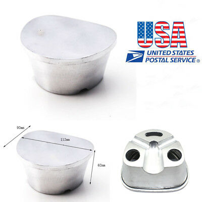 Usadental Dentist Aluminum Silver Duplicating Flask Compress Press Compressor
