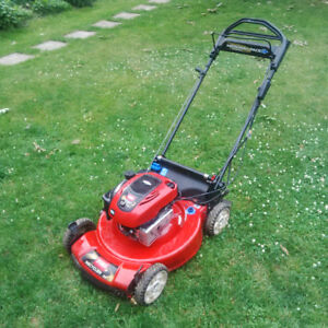 Toro Recycler Personal Pace Lawnmower For Sale