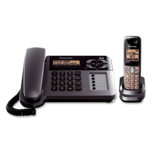 Panasonic Office Telephone and Cordless extension - DECT 6