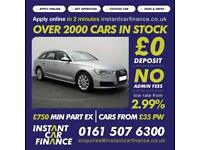 Audi A6 Avant 2.0TDI ultra Avant S Tronic 2015M SE FINANCE FROM £77 PER WEEK