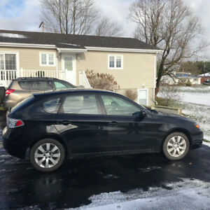 Subaru Impreza $9500 price negotiable  - serious inquires only
