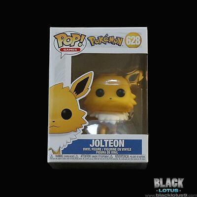 Funko Pop! Jolteon Pokemon Nintendo IN STOCK Pop 628