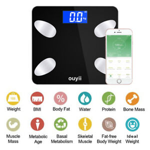 Brand New Digital Scale USB Charging Body Fat Scale