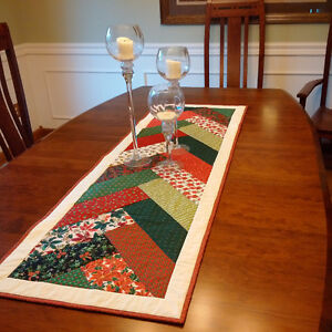 Beautiful Quilted Table Runner Cambridge Kitchener Area image 2