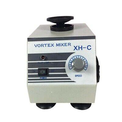 XH-C Powder Mixer Vortex Oscillator Test Tube Shaker 110V 60W Lab Portable New for sale  Rancho Cucamonga