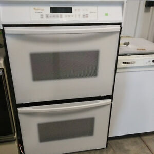 Whirlpool Gold Double Wall Oven