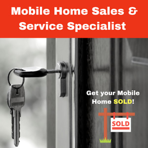 Mobile Home Sales & Service Specialist - Free Home Evaluation