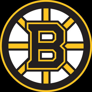 BRUINS @ OILERS - UP TO 14 TOGETHER - HARD COPY - 780 903 4425