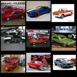 [WANTED] GMP / ACME / HWY 61 / LANE 1/18 diecast models